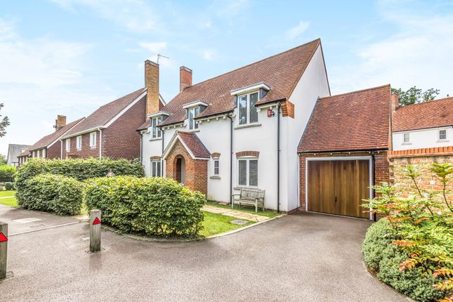 Thumbnail Detached house for sale in Trinity Fields, Lower Beeding, Horsham