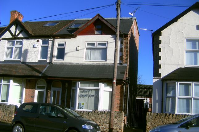 Thumbnail Semi-detached house to rent in Faraday Road, Nottingham