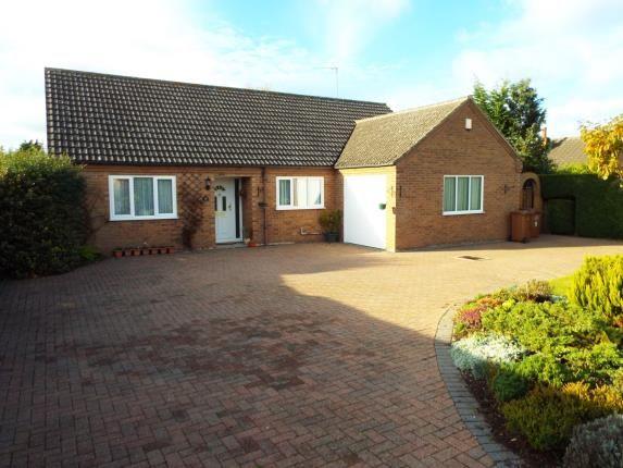 Thumbnail Bungalow for sale in Watlington, King's Lynn, Norfolk