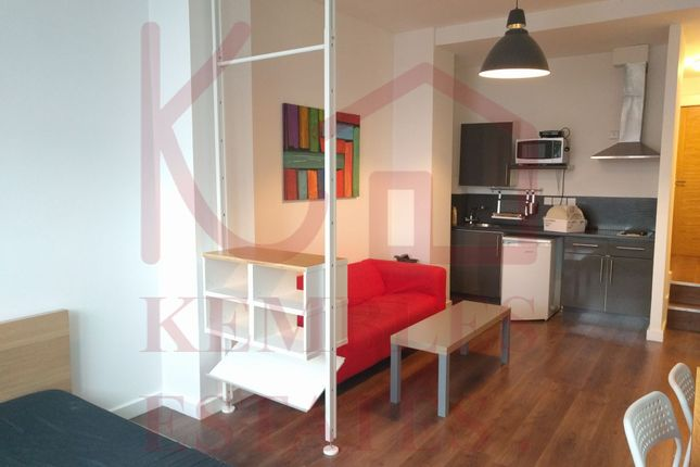 Thumbnail Studio to rent in St. Sepulchre Gate, Doncaster