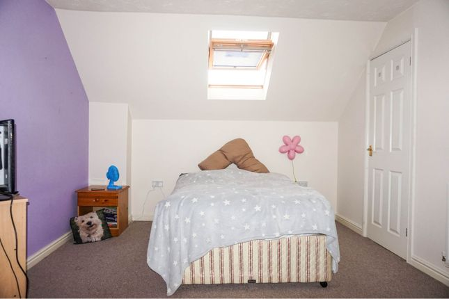 Bedroom Three of Upton Drive, Nuneaton CV11