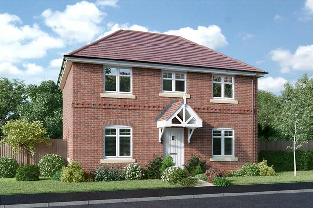 """Thumbnail Detached house for sale in """"Elmley"""" at Hinckley Road, Sapcote, Leicester"""