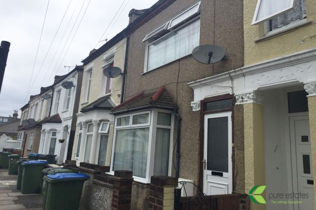 Thumbnail Terraced house to rent in Gunning Street, Plumstead