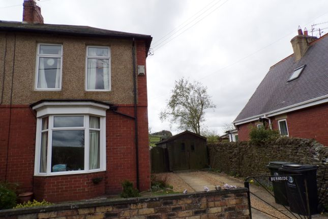 Thumbnail Terraced house to rent in Shilburn Road, Allendale, Hexham