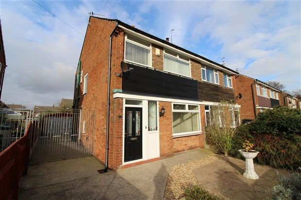 Thumbnail Property to rent in Haworth Crescent, Poulton Le Fylde