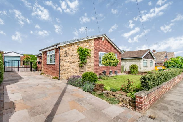 Thumbnail Detached bungalow for sale in Bevan Crescent, Maltby, Rotherham