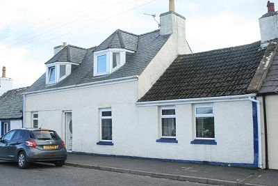 Thumbnail Terraced house for sale in The Shieling, 14 Main Street, Sorbie