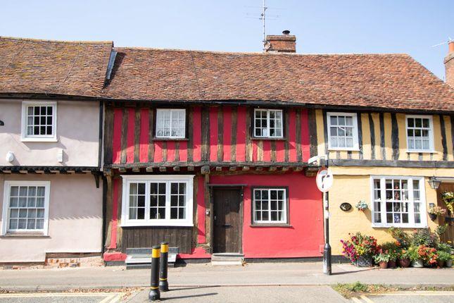 Cottage for sale in Castle Street, Saffron Walden