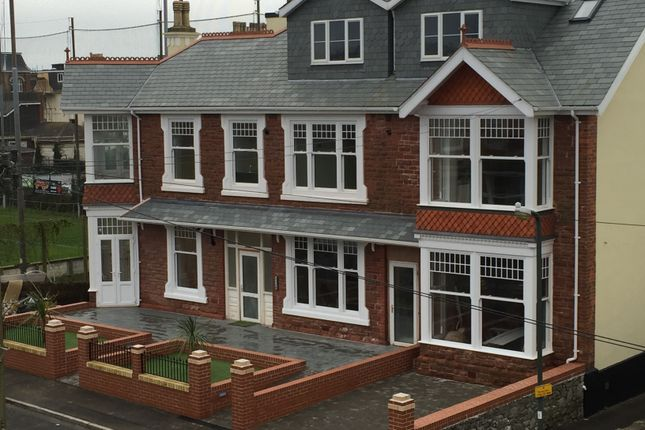 Thumbnail Flat to rent in Stafford Road, Paignton
