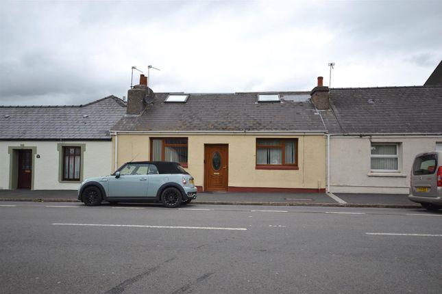 3 bed cottage for sale in High Street, Pembroke Dock