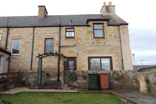Thumbnail Terraced house for sale in West High Street, Elgin