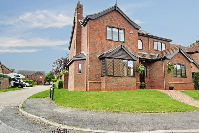 Thumbnail Detached house for sale in Millfields Way, Barrow-Upon-Humber