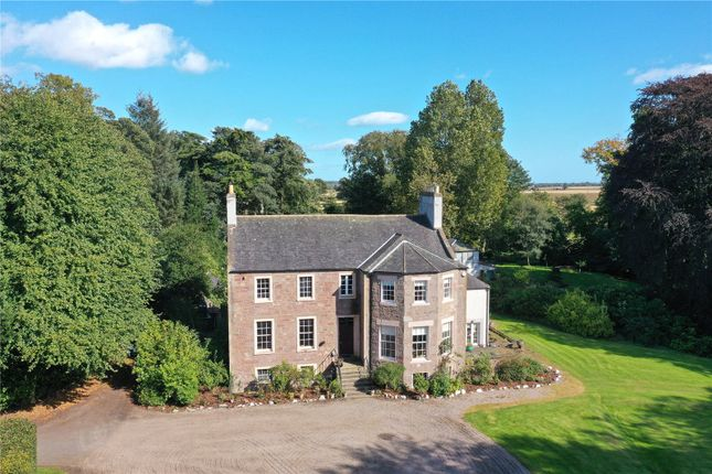 Thumbnail Property for sale in Broomley House & Lodge, By Montrose, Angus