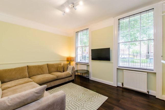 Thumbnail Flat for sale in Goldington Crescent, Camden