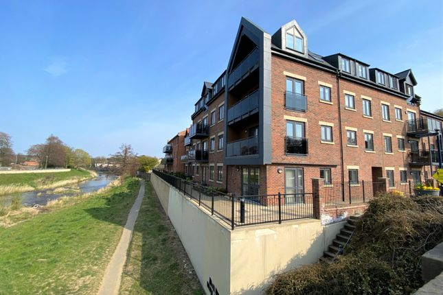 Thumbnail Flat for sale in Goose Hill, Morpeth