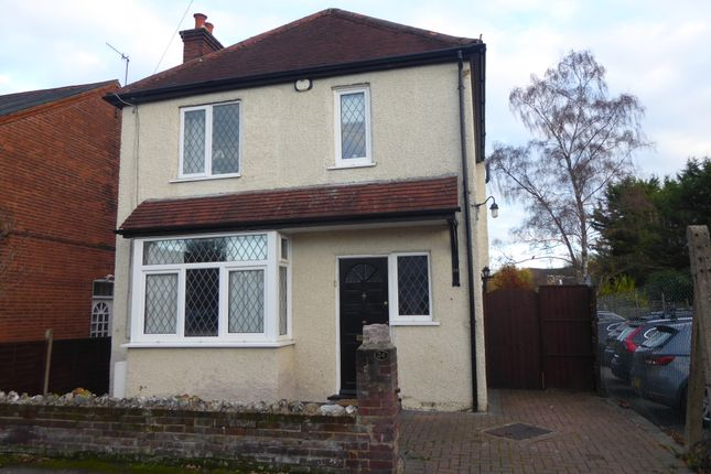 Detached house to rent in Kings Road, High Wycombe