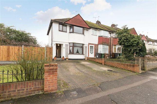 Thumbnail Semi-detached house for sale in Drysdale Avenue, London