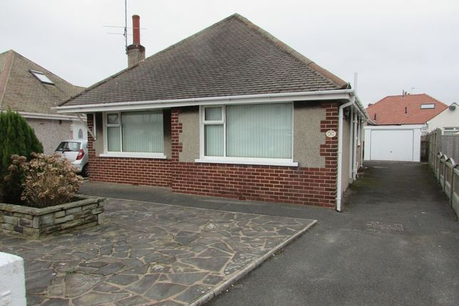 Thumbnail Detached bungalow to rent in Mattock Crescent, Morecambe