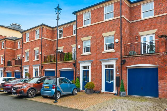 Thumbnail Terraced house for sale in The Old Meadow, Shrewsbury