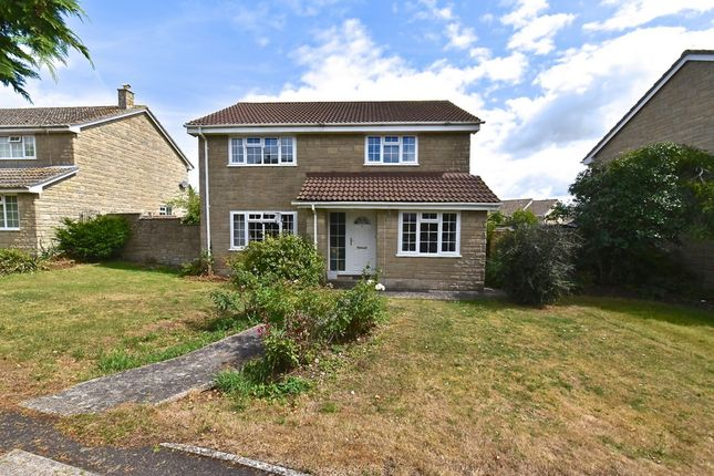 Thumbnail Detached house for sale in Kings Close, Longburton
