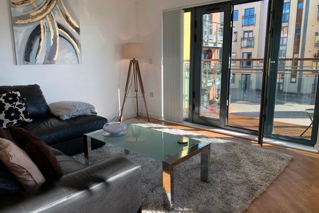 Thumbnail Flat to rent in Fishermans Way, Maritime Quarter, Swansea