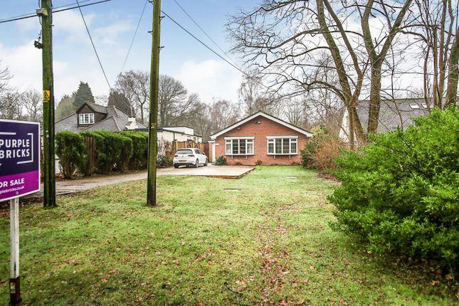 Thumbnail Detached bungalow for sale in Oak Farm Lane, Fairseat
