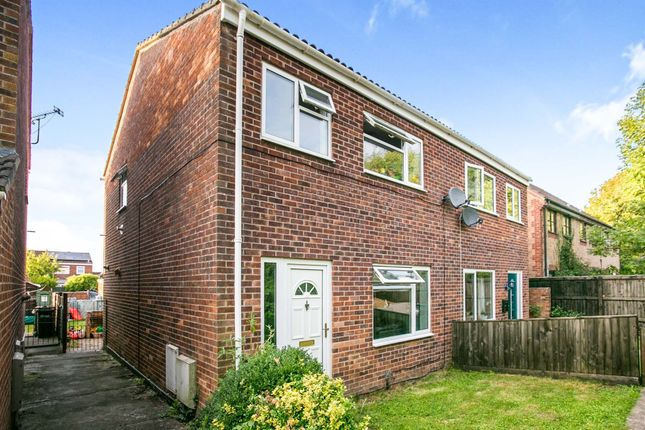 3 bed semi-detached house for sale in Rocher Close, Westbury BA13