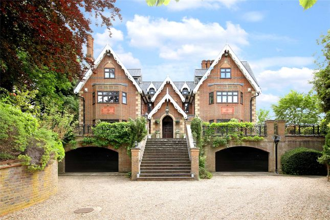 Thumbnail Detached house for sale in Main Drive, Gerrards Cross, Buckinghamshire