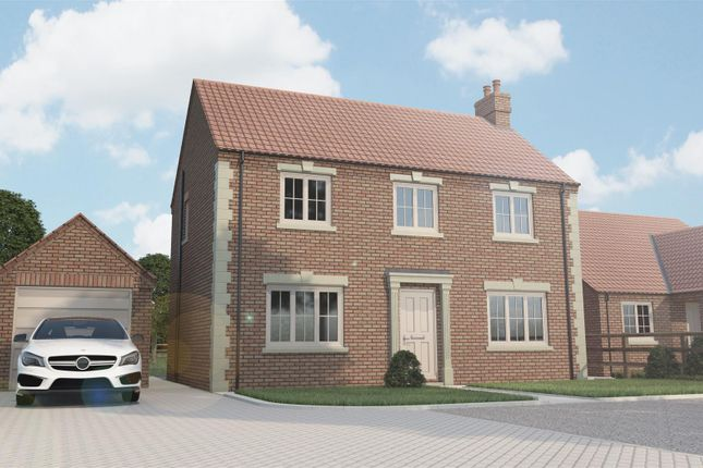Thumbnail Detached house for sale in Plot 1 Walcott Grove, Walcott Road, Billinghay, Lincolnshire