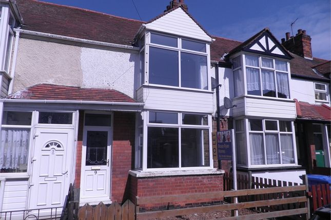 Thumbnail Terraced house to rent in Princes Avenue, Withernsea, East Riding Of Yorkshire