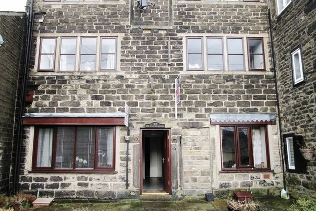 Thumbnail Flat for sale in Kinder Road, Hayfield, High Peak