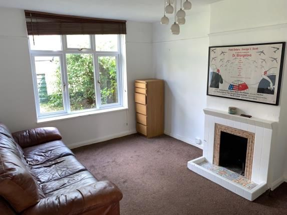 Thumbnail Terraced house for sale in Wittenham Way, London