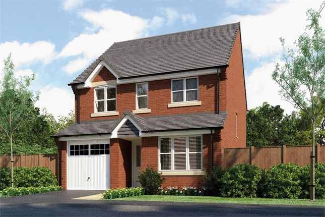 "Thumbnail Semi-detached house for sale in ""The Carron"" at Redcar Lane, Redcar"