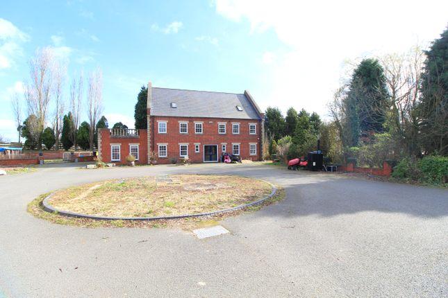 Thumbnail Detached house to rent in Kirton Road Farm, Kirton Road, Egmanton