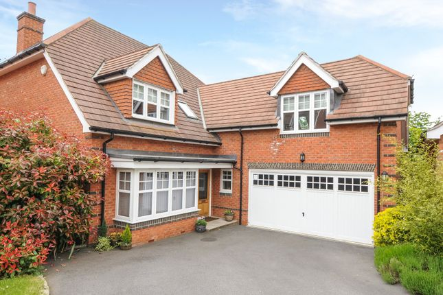 Thumbnail Detached house for sale in Stansfield Close, Reading