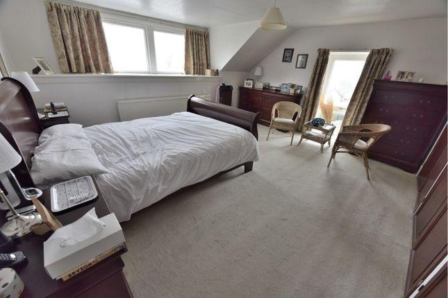 Master Bedroom of Upper Kinneddar, Saline, Dunfermline KY12