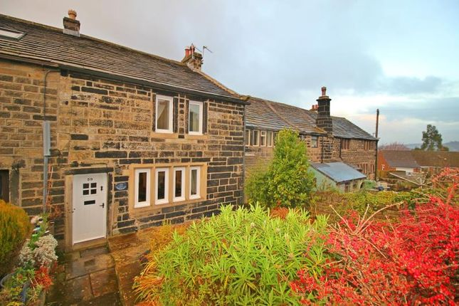 Thumbnail Cottage to rent in Totties, Holmfirth