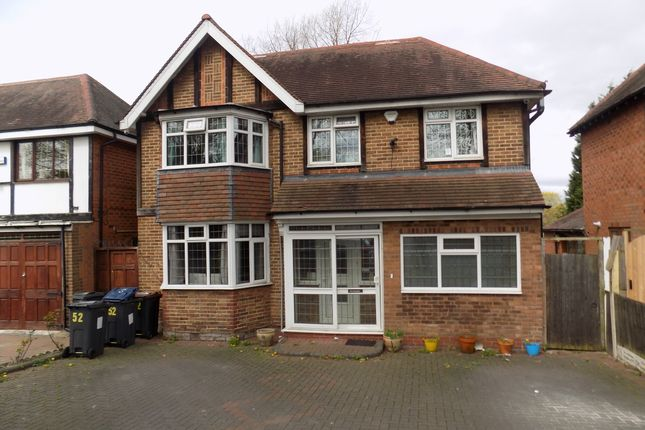 Thumbnail Detached house for sale in Gibson Road, Handsworth, Birmingham