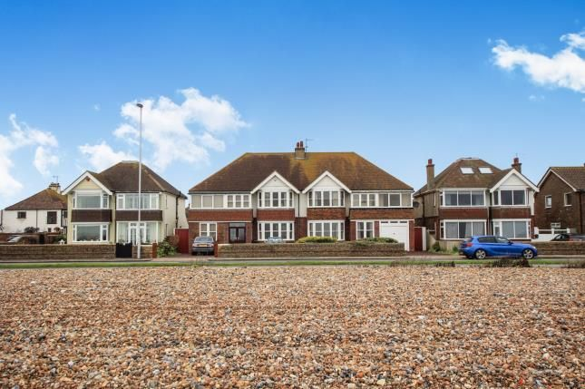 Thumbnail Detached house for sale in Brighton Road, Worthing, West Sussex