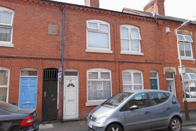 Thumbnail Terraced house to rent in Flax Road, Belgrave, Leicester