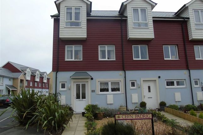 Thumbnail Town house for sale in Cefn Padrig, Machynys, Llanelli