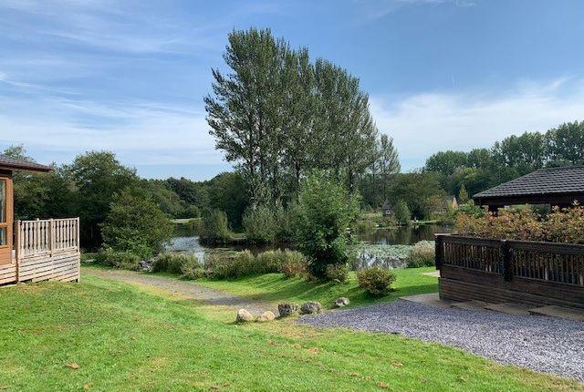 2 bed lodge for sale in Bowland Lakes Leisure Village, Cleveley Bridge Bank Lane, Forton, Lancashire PR1