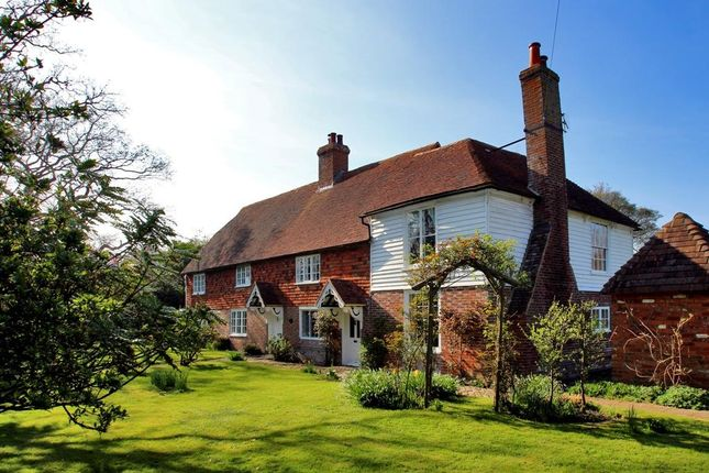 Thumbnail Detached house for sale in Ashford Road, High Halden, Kent