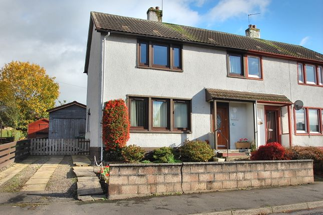 Thumbnail Semi-detached house for sale in Argyll Street, Dollar
