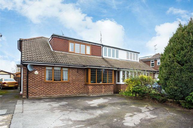 Thumbnail Semi-detached house for sale in Victors Crescent, Hutton, Brentwood, Essex