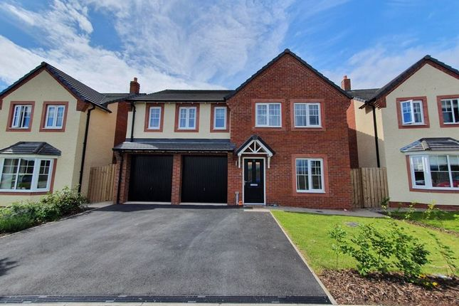 Thumbnail Detached house for sale in Rufus Road, Meadowbrook, Carlisle