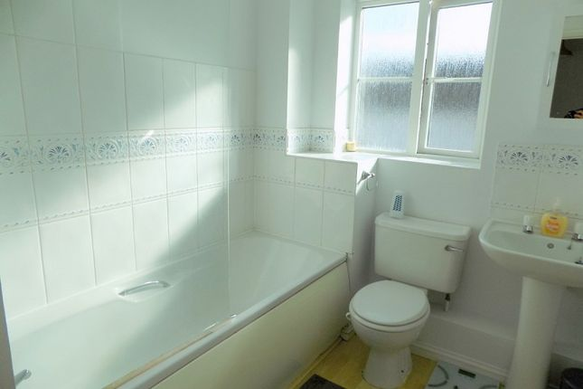 Bathroom of Llys Iris, Neath, Neath Port Talbot. SA10