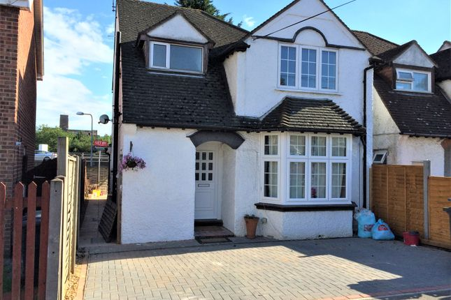 Thumbnail Detached house to rent in Weston Road, Guildford
