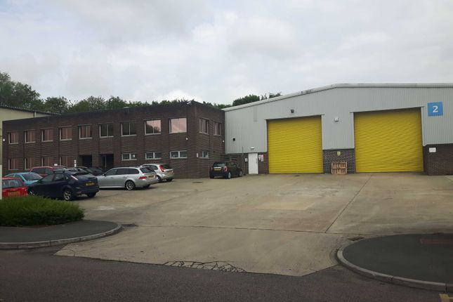 Thumbnail Industrial to let in Crompton Road, Groundwell Industrial Estate, Swindon