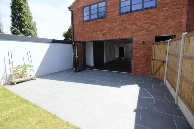 Thumbnail End terrace house for sale in Kenilworth Close, Borehamwood